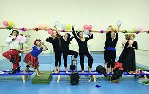 芭蕾舞艺考培训